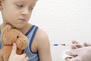 Можно ли делать 6 месячному ребенку прививку от гриппа