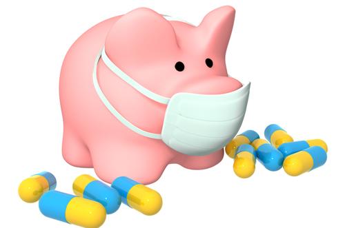 свинья и лекарства