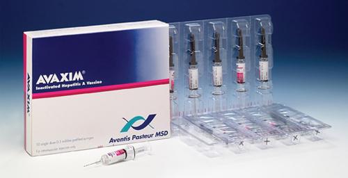 вакцина от гепатита А