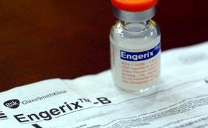 вакцина от вирусного гепатита B «Энджерикс-B»