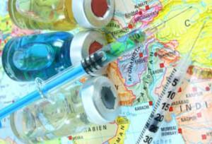 вакцинация перед поездкой за границу