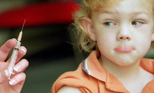 прививка детям с 7 лет