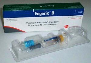вакцина от гепатита B