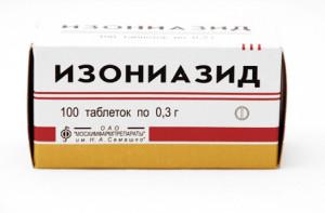 «Изониазид» таблетки