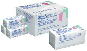 вакцина «Эувакс»