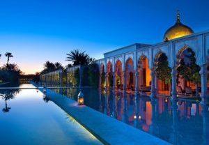 страна Марокко