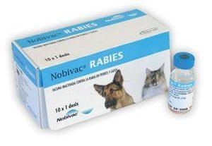 «Нобивак Rabies» вакцина