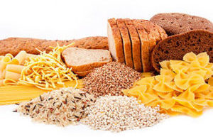 каши, злаки, хлеб