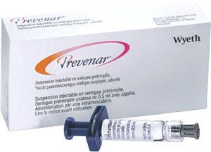вакцина «Превенар»