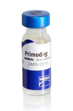 «Примодог» — вакцина против парвовирусного энтерита