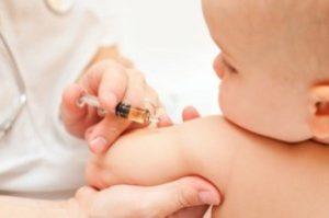 прививка ребёнку