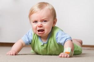 ребёнок капризничает