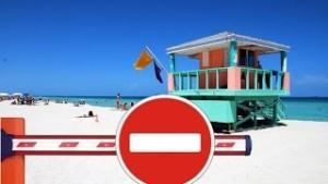 запрет на посещение страны