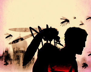 комар и путешественник