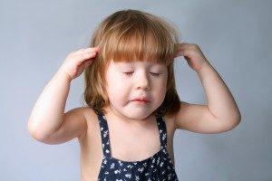 у ребёнка болит голова