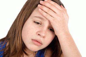 головная боль у девочки