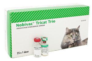 вакцина «Нобивак Трикет»