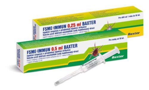вакцина «ФСМЕ-Иммун»