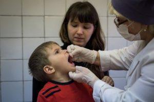 оральная прививка