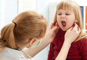 увеличение лимфоузлов у девочки