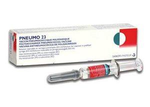 вакцина «Пневмо 23»