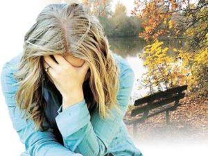 у женщины осенняя депрессия