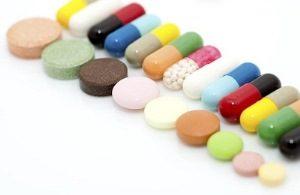 таблетки разной формы