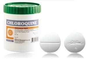 таблетки «Хлорохин»